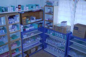 Dispensario a Kiamuri